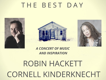 Concert with Robin Hackett and Cornell Kinderknecht