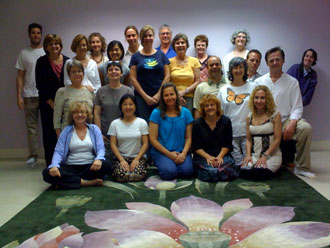 Retreat at the Dallas Meditation Center