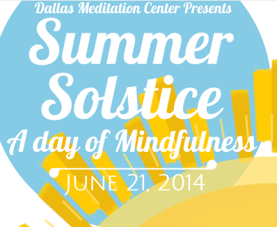 Summer Solstice Day of Mindfulness