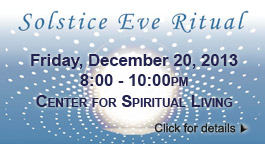 Solstice Eve Event