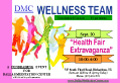 Dallas Meditation Center Wellness Fair - September 20, 2014