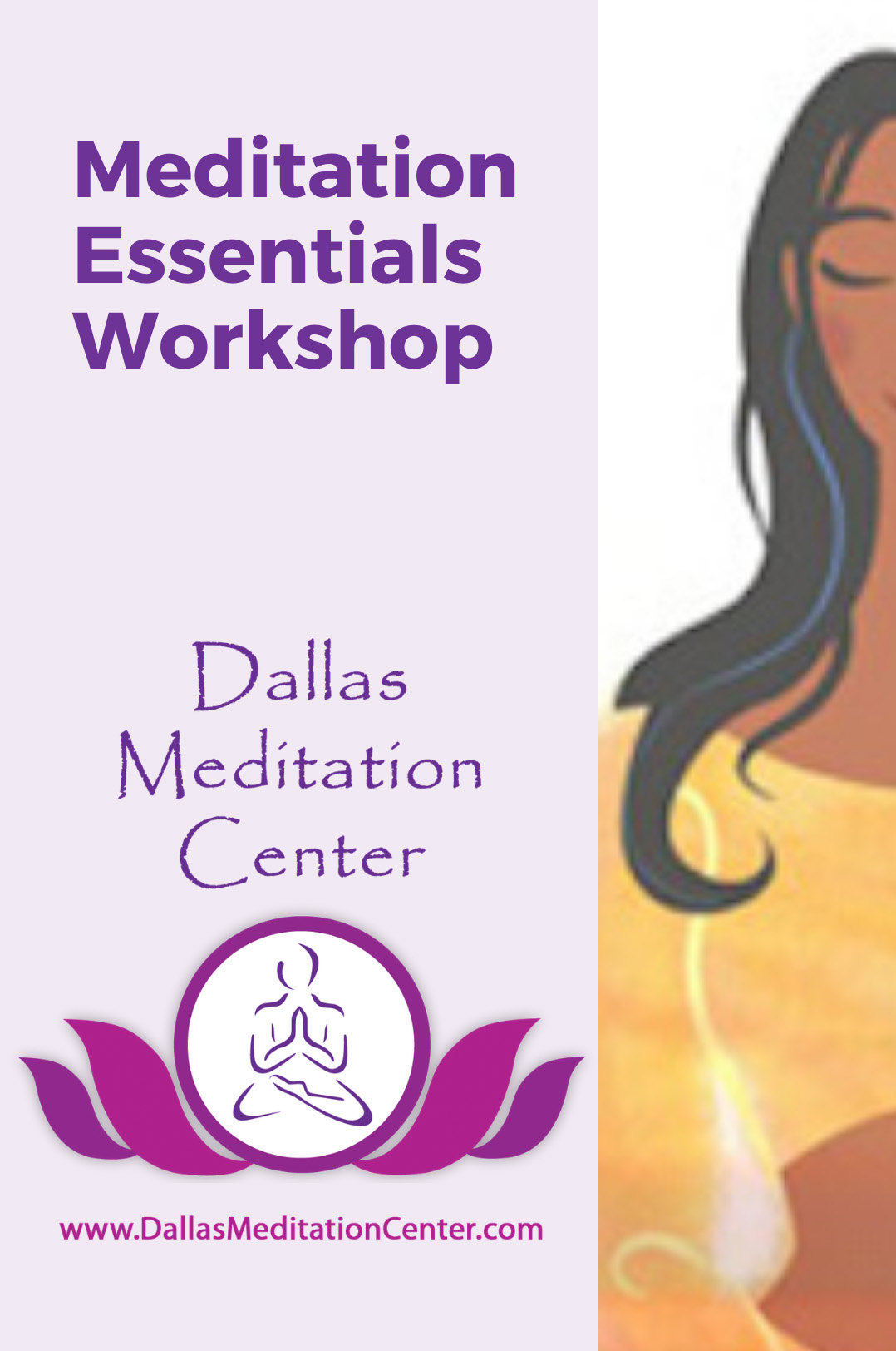 Beginners Meditation Workshop at Dallas Meditation Center