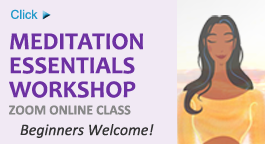 Meditation Essentials Workshop