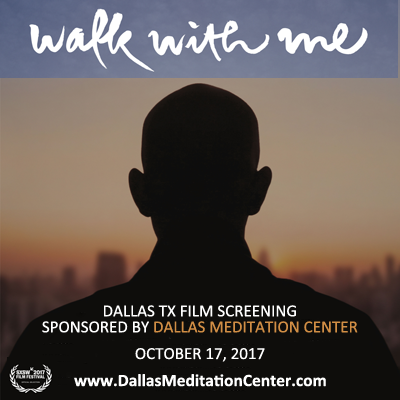 Walk With Me Dallas Film Screening - October 17, 2017