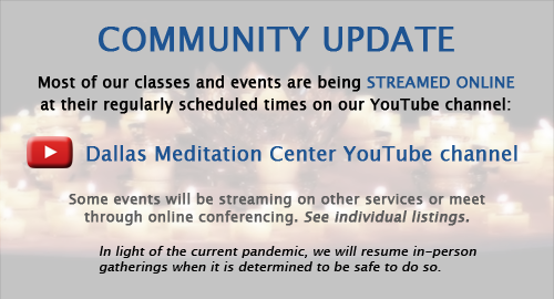 Awakening Heart / Dallas Meditation Center on YouTube